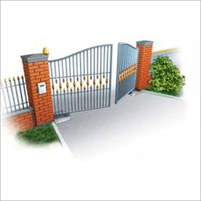 Automatic Swing Gate Processing Type: Customized