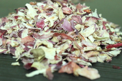 Red Onion Kibbled
