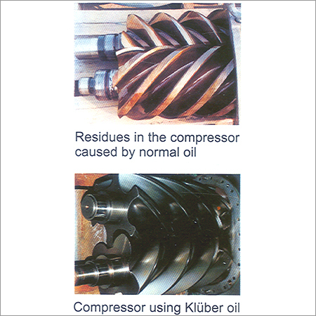 Rotary Screw Compressor Lubricants