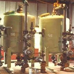Demineralized Plant