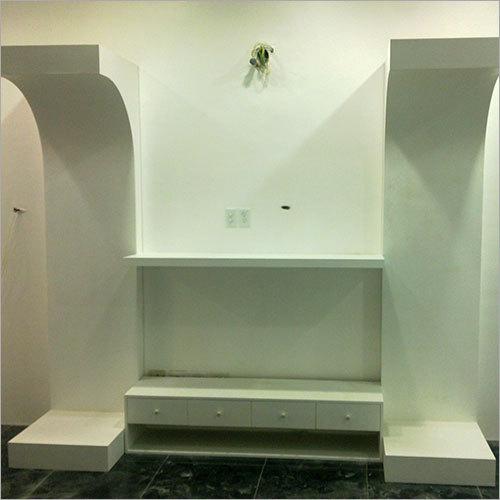 Wooden Interior Cabinet