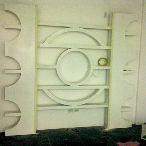 Wooden Rack Interior Works