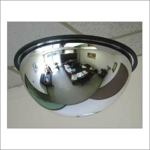 Full Dome Acrylic Convex Mirror