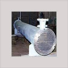 Shell & Tube Type Heat Exchangers