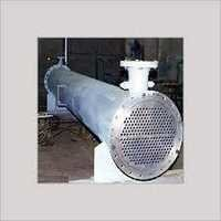 Shell & Tube Type Heat Exchangers