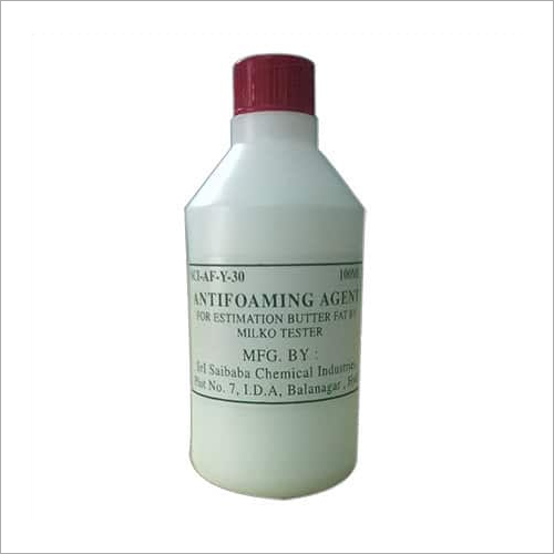 Anti foaming agent