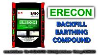 ERECON - Back Fill Compound