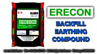 ERECON - Back Fill Compound