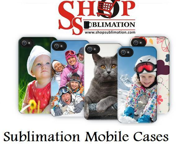 Sublimation Blank Mobile Covers