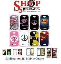 Sublimation 2D Mobile Cover