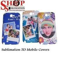 Sublimation 3D Mobile Covers