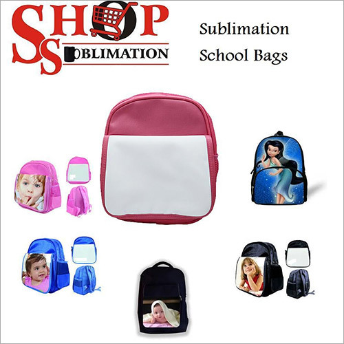 Sublimation school bags