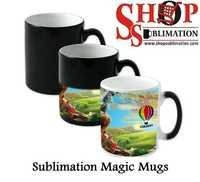 sublimation Magic Mugs