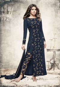 Priyanka Chopra partywear Dress color catalog at wholesale price