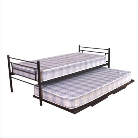 Sng Bed With Trundle Bed