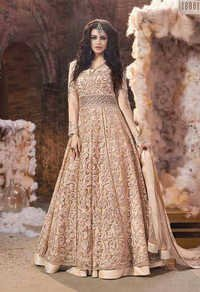 Peach Wedding Wear Suit