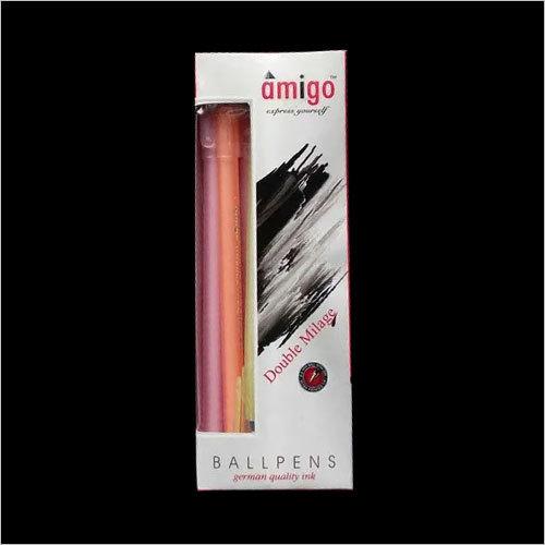 Amigo Double Mileage A1 Ballpoint Pen