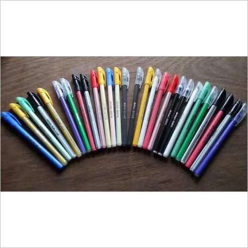 Plastic Colored Ball Pen