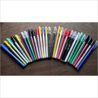 Plastic Colored Ball Pen