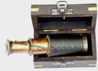 Pocket Telescope With Box