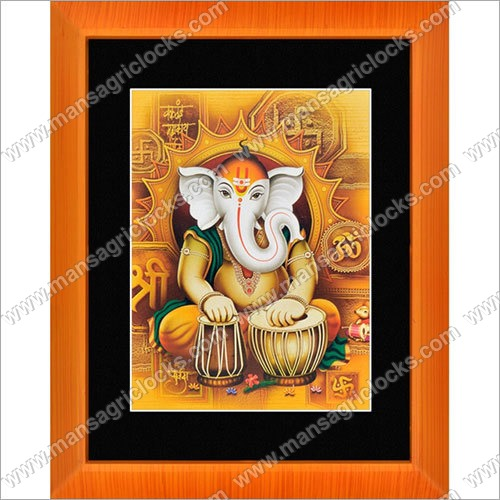 Ganesha 3D Photo Frame