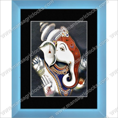 Lord Ganesha 3D Photo Frame