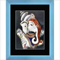 Lord Ganesha 3D Photo Frame