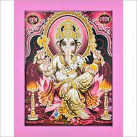 3D Ganesh Photo Frame