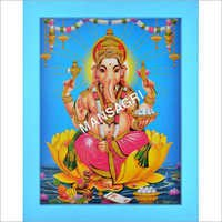 3D Indian God Picture Frame