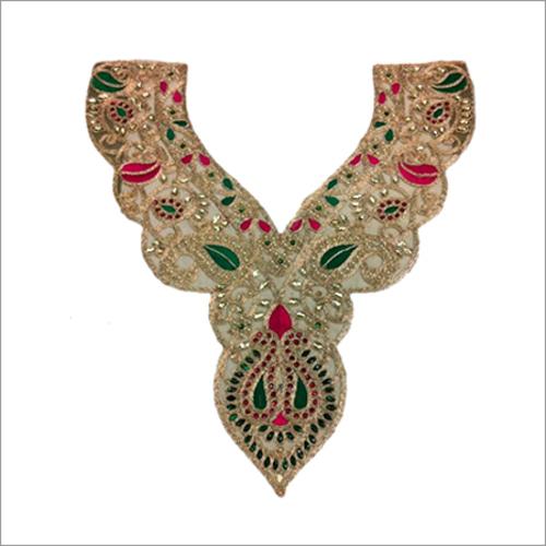 Cording neck lace in gujarat