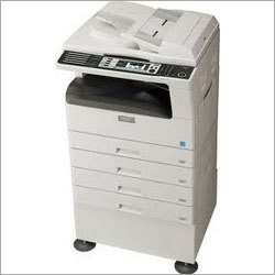 Colored PhotoCopier Machine