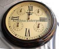 Five Timer Wall Clock