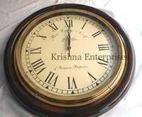 Wooden 25 Year Clock