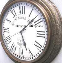 1937 London Wall Clock