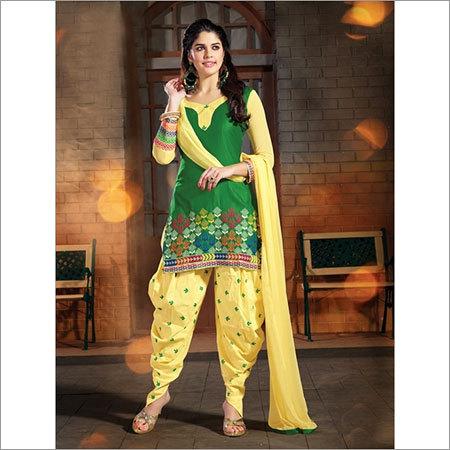 Ayesha Takia Salwar Suit