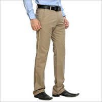 Highlander Khaki Men Trouser