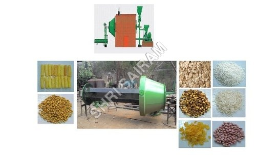 Peanut Roaster machines