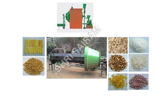 Peanut Roaster Machines