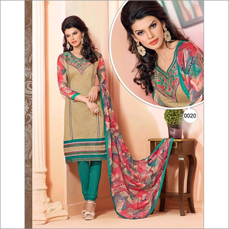Casual Chudidar Salwar Suit Collection