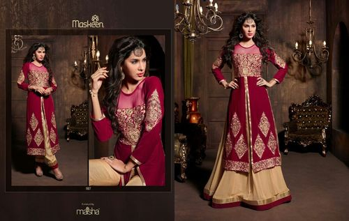 Party Wear Designer Kameez