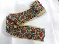 Pashmina needle work boarders/antique boarders
