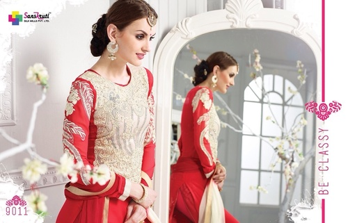 Wedding Chudidar Suit Collection