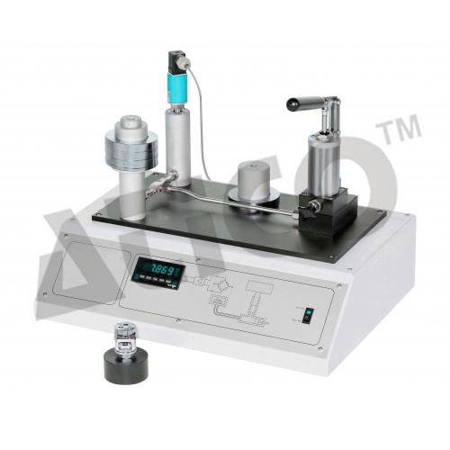 Calibrating a Pressure Sensor