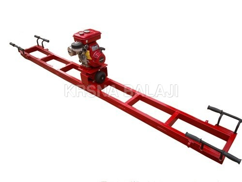 Double Beam Levelling Screed Vibrator (Electric &Diesel)