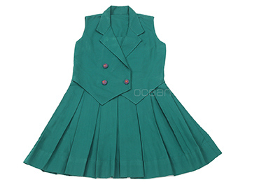Primary School Uniform Dress