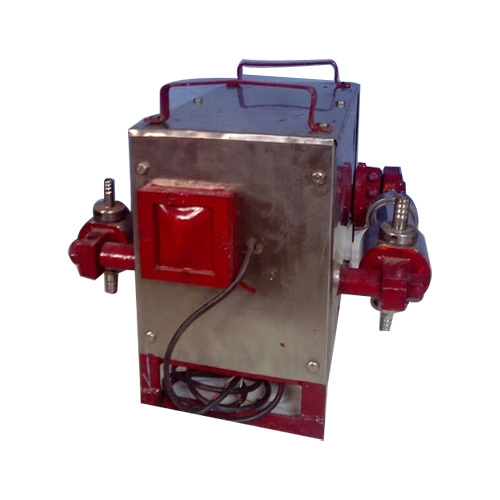 Double Head Syrup Filling Machine