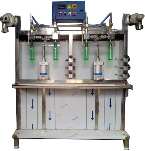 Four Head Pet Bottle Filling Machine