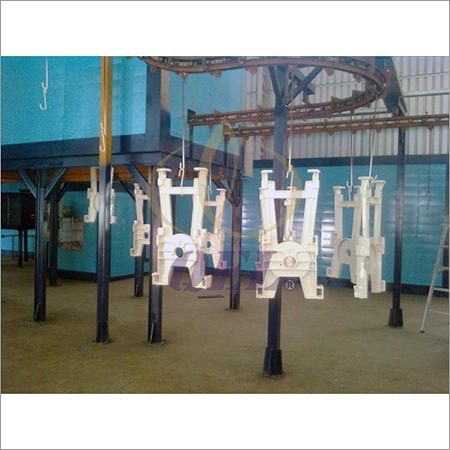 Customized Powder Coating Plant