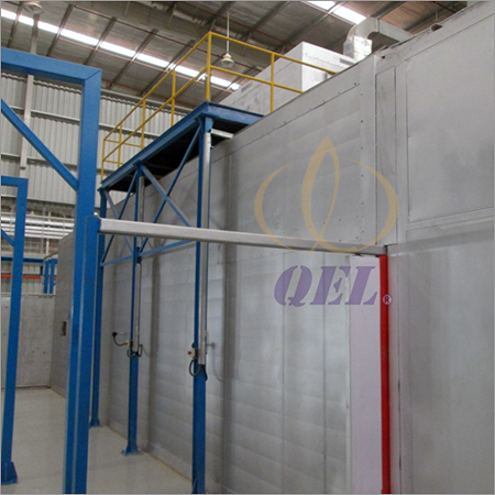 Industrial Coating Plant