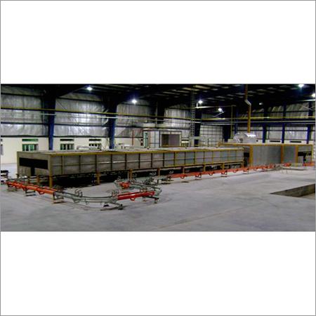Box Type Floor Conveyor